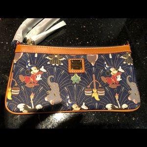 Disney Fantasia Wristlet by Dooney & Bourke